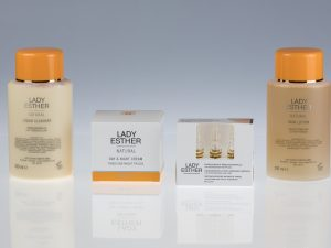 LADY ESTHER Natural Line
