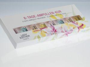 8 Tage-Ampullen-Kur